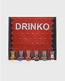 Drinko Bottle Cap Drinking Game