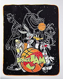 Space Jam Fleece Blanket - Looney Tunes