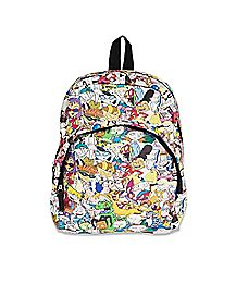 Nick Rewind Mini Backpack - Nickelodeon