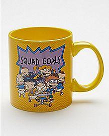 Squad Goals Rugrats Coffee Mug 20 oz. - Nickelodeon