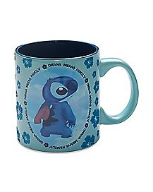 Stitch Coffee Mug 20 oz. - Lilo and Stitch