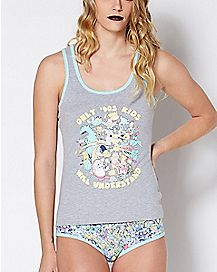 Only '90s Kids Will Understand Tank Top and Panties Set - Nickelodeon
