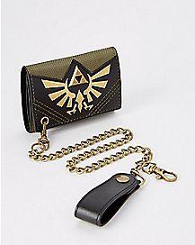 Zelda Chain Wallet - The Legend of Zelda