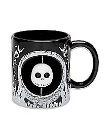 Spinner Jack Skellington Coffee Mug 20 oz. - The Nightmare Before Christmas
