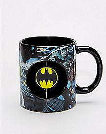 Spinner Batman Coffee Mug 20 oz. - DC Comics