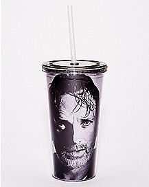 Rick Cup With Straw 20 oz. - The Walking Dead