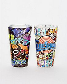 Space Jam Pint Glass 2 Pack - 16 oz.