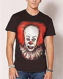 Sketch Pennywise T Shirt - It