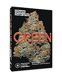 Green: A Pocket Guide to Pot Weed Book