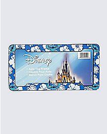 Stitch License Plate Cover - Disney