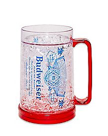 Budweiser Freezer Mug - 16 oz.