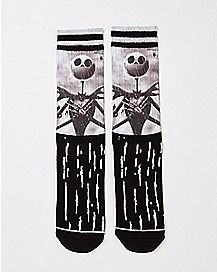 Jack Skellington Crew Socks - The Nightmare Before Christmas