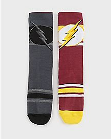 Zoom Flash Reversible Crew Socks