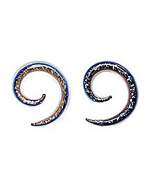 Glass Spiral Plugs