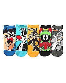 Looney Tunes Socks - 5 Pack