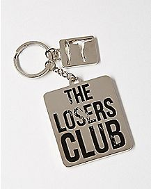 The Losers Club Keychain - It