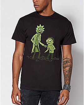 Rest and Ricklaxation Episode 6 T Shirt - Rick and Morty