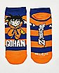 Dragon Ball Z Socks - 5 Pair