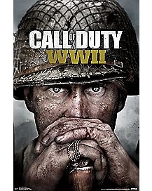 Call of Duty: WWII Art Poster