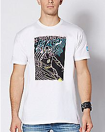 Fastest Man Alive Flash T Shirt