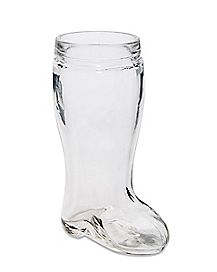 Giant Boot Beer Glass - 32 oz.