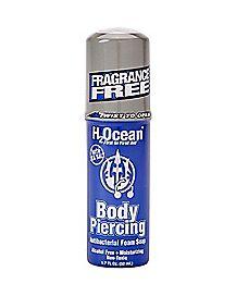 Blue Green Foam Soap - H2Ocean