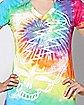 Tie Dye Grateful Dead T Shirt