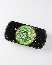 Rick And Morty Hinge Wallet