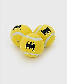 Batman Dog Squeaky Toy 3 Pack - DC Comics