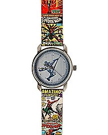 Antique Spider-Man Watch - Marvel