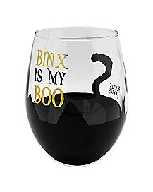 Binx Is My Boo Stemless Glass 22 oz. - Hocus Pocus