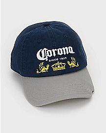 Corona Dad Hat