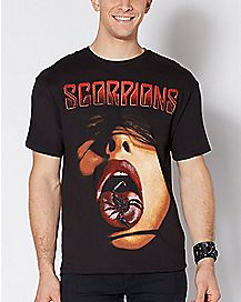 Scorpions T Shirt