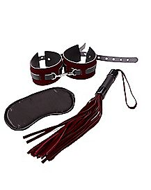 Bordeaux Bondage Kit - Pleasure Bound