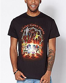 Icons on Stage Insane Clown Posse T Shirt