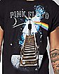 Stairs Pink Floyd T Shirt