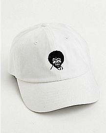 Bob Ross Dad Hat