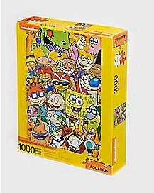 Nickelodeon Jigsaw Puzzle