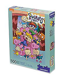 Rugrats Jigsaw Puzzle - Nickelodeon