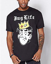 Jug Life Jughead T Shirt - Archie Comics