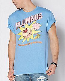 Plumbus T Shirt - Rick and Morty