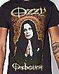 Halo Ozzy Osbourne T Shirt