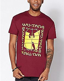 Square Wu-Tang Clan T Shirt