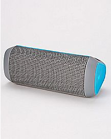 Blue Neon LED Wireless Speaker