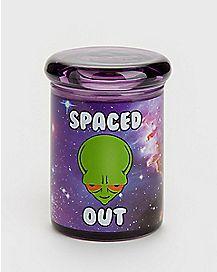 Alien Spaced Out Storage Jar - 3 oz.