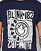 Deck Blink 182 T Shirt