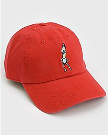 Mr. Poopybutthole Dad Hat - Rick and Morty