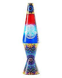 Colormax Hamsa Lava Lamp - 17 Inch
