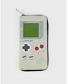Gameboy Zipper Wallet