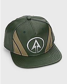 Suit Up Green Arrow Snapback Hat - DC Comics